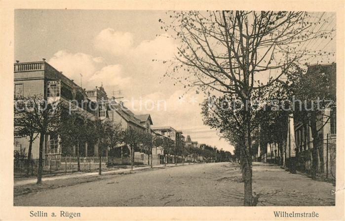 Postkarten ansichtskarten postcards cpa ak shop for Wilhelmstrasse sellin