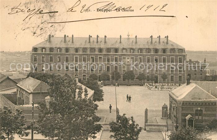 13511018 Dieppe_Seine-Maritime La Caserne Dieppe Seine-Maritime