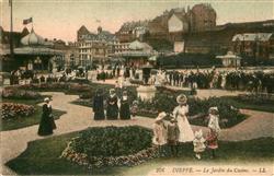 13507938 Dieppe_Seine-Maritime Jardin du Casino Dieppe Seine-Maritime