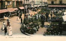 13538844 Dieppe_Seine-Maritime La Place Nationale Dieppe Seine-Maritime