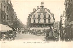 13543460 Dieppe_Seine-Maritime La Place du Puits Sale Dieppe Seine-Maritime