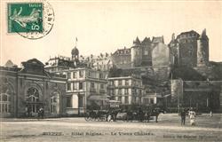 13582411 Dieppe_Seine-Maritime Hôtel Régina vieux château Dieppe Seine-Maritime