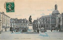 13629541 Dieppe_Seine-Maritime Place Nationale Monument Dieppe Seine-Maritime