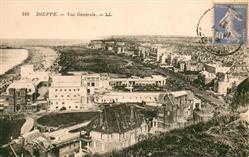 13665289 Dieppe_Seine-Maritime Vue generale Dieppe Seine-Maritime