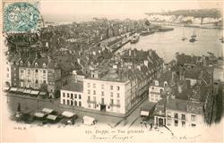 13665893 Dieppe_Seine-Maritime Vue générale Dieppe Seine-Maritime