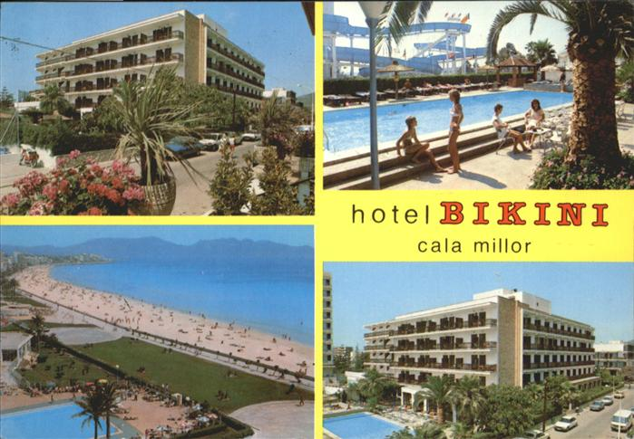 how to properly address a letter ca25392 mallorca cala millor hotel ansichtskarten 29999