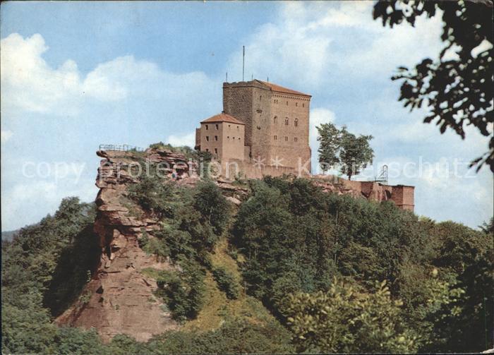 41800617 Annweiler Trifels Burg Trifels Annweiler am Trifels - 79576, Deutschland - Rücknahmen akzeptiert - 79576, Deutschland