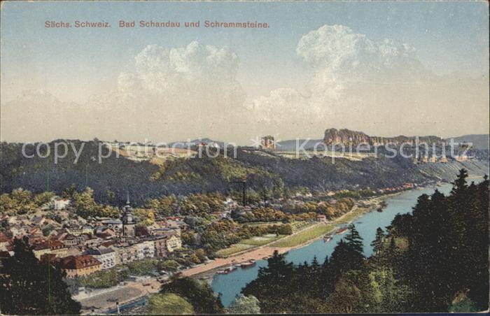 42165752 Schandau Bad Stadt Schrammsteine Bad Schandau - 79576, Deutschland - Rücknahmen akzeptiert - 79576, Deutschland