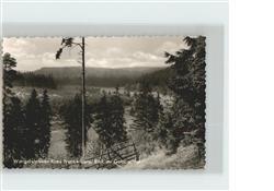 61753046 Wangershausen Blick ins Goldbachtal Blick ins Goldbachtal Alte Ansichtskarte Postkarte