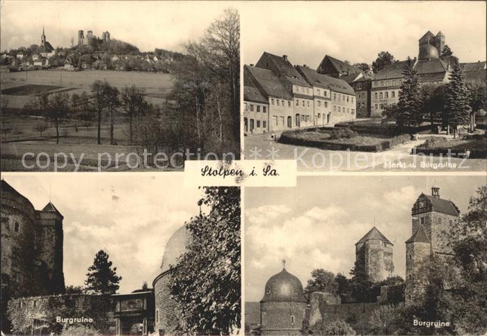 42268012 Stolpen Markt Burgruine Stolpen - 79576, Deutschland - Rücknahmen akzeptiert - 79576, Deutschland