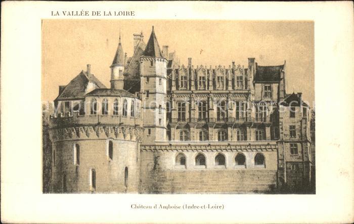 11609262 Amboise Chateau Serie La Vallee de la Loire Amboise - 79639, Deutschland - Rücknahmen akzeptiert - 79639, Deutschland