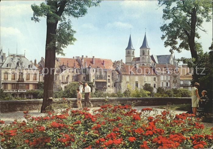 Ka62240 chaumont haute marne tours de l eglise saint jean for Chaumont haute marne