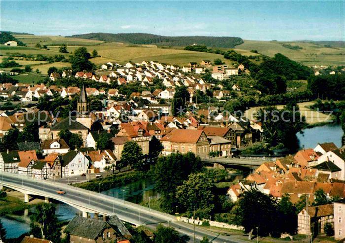 72746055 Rotenburg Fulda Panorama Luftkurort Rotenburg a.d. Fulda - Deutschland - Rücknahmen akzeptiert - Deutschland