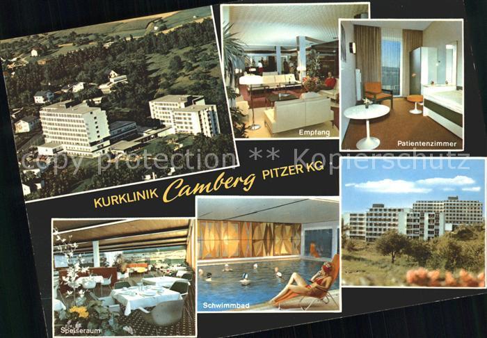 ke33920 bad camberg hohenfeld klinik empfang patientenzimmer schwimmbad kat bad ebay. Black Bedroom Furniture Sets. Home Design Ideas