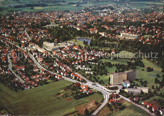 Bad Salzuflen mit Kurklinik der LVA Kurklinik Lipperland Hotel Maritim