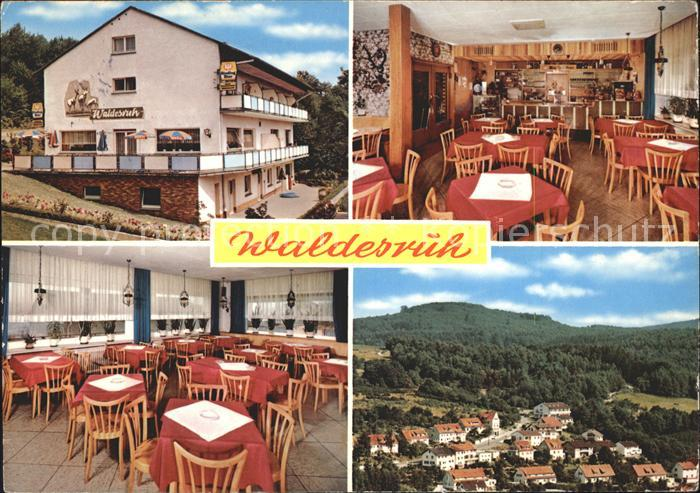 71969482 salmuenster bad soden restaurant pension waldesruh bad soden am taunus ebay. Black Bedroom Furniture Sets. Home Design Ideas