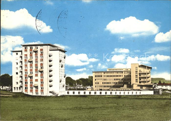 ke78074 Villingen Schwenningen Krankenhaus mit Schwesternheim Ka ...