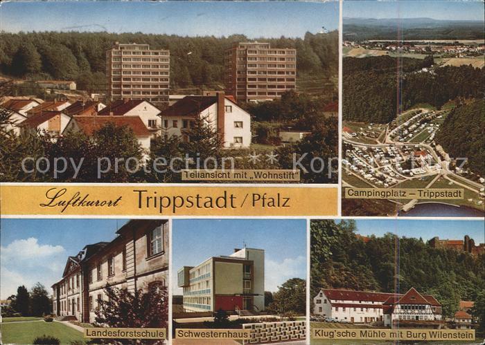 72231142 Trippstadt Wohnstift Campingplatz Klugsche Muehle Burg Wilenstein Schwe - 79576, Deutschland - Rücknahmen akzeptiert - 79576, Deutschland