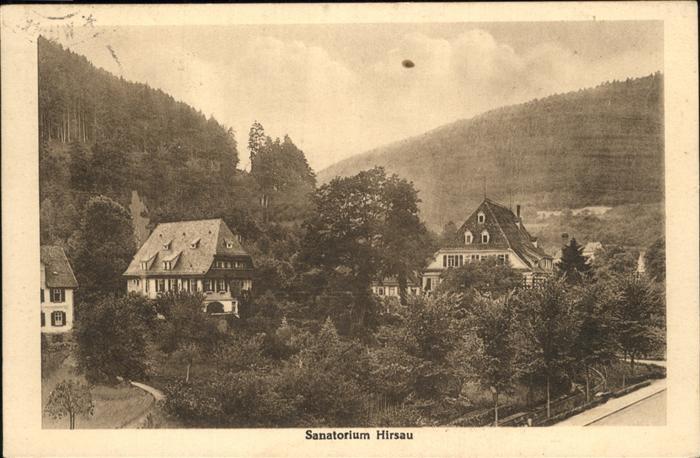 71340197 Hirsau Sanatorium Hirsau Calw - 79576, Deutschland - Rücknahmen akzeptiert - 79576, Deutschland
