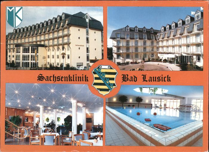 kk48499 bad lausick sachsenklinik kat bad lausick postkarten ansichtskarten postcards cpa ak shop. Black Bedroom Furniture Sets. Home Design Ideas