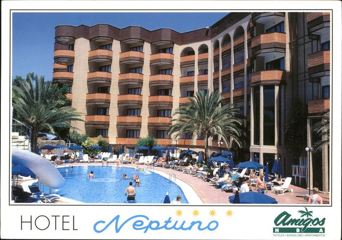 Kk57149 playa del ingles gran canaria hotel neptuno for Piscina playa del ingles