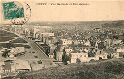 13374601 Dieppe_Seine-Maritime Panorama Rue Aguado Dieppe Seine-Maritime
