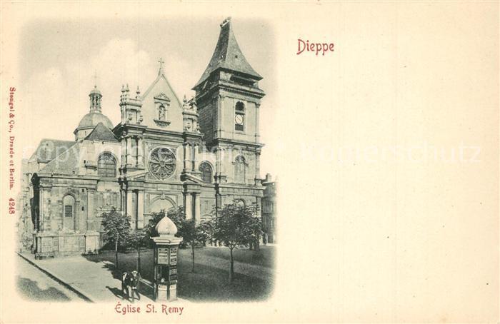 13492767 Dieppe_Seine-Maritime Eglise Saint Remy Dieppe Seine-Maritime