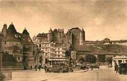 13526889 Dieppe_Seine-Maritime Les Tourelles et le vieux Château Dieppe Seine-Ma