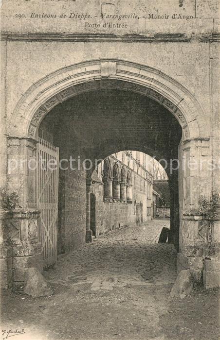 13531992 Dieppe_Seine-Maritime Varengeville Porte Dieppe Seine-Maritime