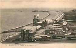 13534097 Dieppe_Seine-Maritime Le Casino et la Plage Dieppe Seine-Maritime