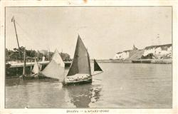 13547159 Dieppe_Seine-Maritime Avant Port Dieppe Seine-Maritime