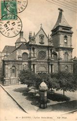 13547160 Dieppe_Seine-Maritime Eglise Saint Remi Dieppe Seine-Maritime