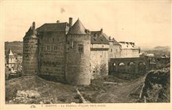 13563542 Dieppe_Seine-Maritime Château Schloss Dieppe Seine-Maritime