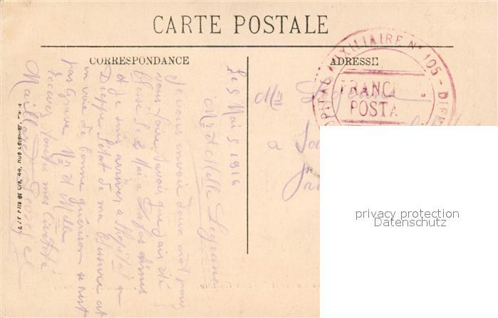13574464 Dieppe_Seine-Maritime Les Jardins du Casino et le vieux château Dieppe