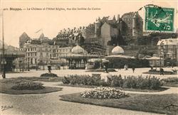 13573418 Dieppe_Seine-Maritime Chateau Hotel Regina Jardins du Casino Dieppe Sei