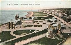 13574466 Dieppe_Seine-Maritime Vue générale prise du château Dieppe Seine-Mariti