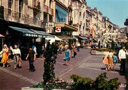 13586297 Dieppe_Seine-Maritime Grande Rue voie piétonne Dieppe Seine-Maritime