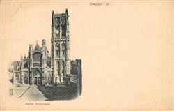 13586023 Dieppe_Seine-Maritime Eglise St Jacques Dieppe Seine-Maritime