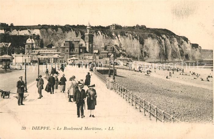 13603149 Dieppe_Seine-Maritime Boulevard Maritime Dieppe Seine-Maritime
