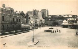 13612582 Dieppe_Seine-Maritime La Place du Casino Dieppe Seine-Maritime