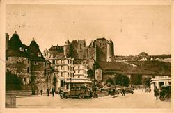 13619369 Dieppe_Seine-Maritime La Tourelles et le Vieux Chateau Dieppe Seine-Mar
