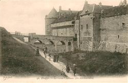 13621105 Dieppe_Seine-Maritime Vieux château Dieppe Seine-Maritime