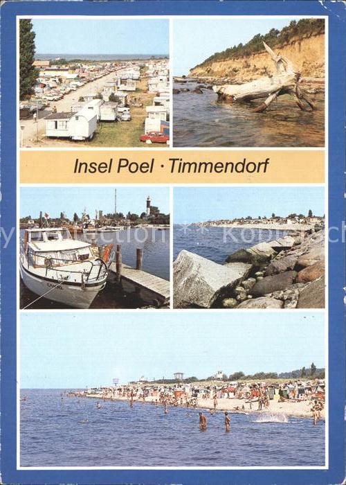 72333865 timmendorf insel poel strand camping steilkueste insel poel ebay. Black Bedroom Furniture Sets. Home Design Ideas