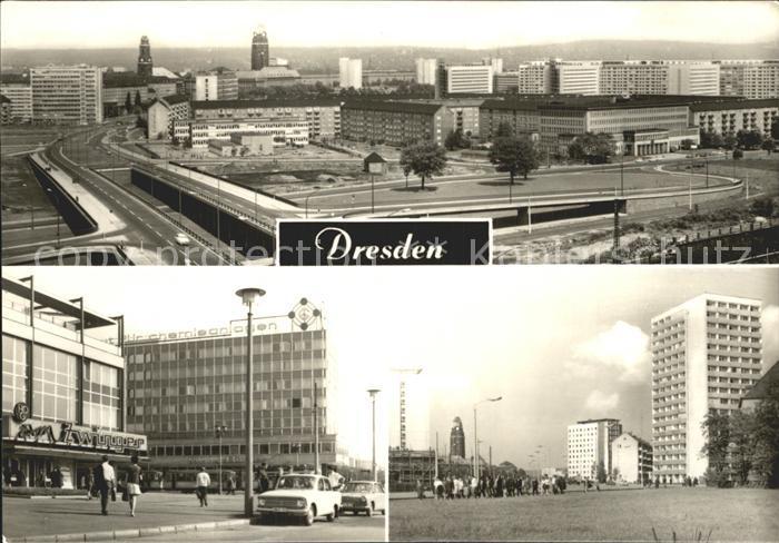72328350-Dresden-Stadtzentrum-von-Budapester-Strasse-HOG-am-Zwinger-Christianstr