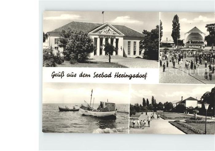 72384233 Heringsdorf Ostseebad Usedom Kurhaus Promenade Kurpark Heringsdorf - 79576, Deutschland - Rücknahmen akzeptiert - 79576, Deutschland