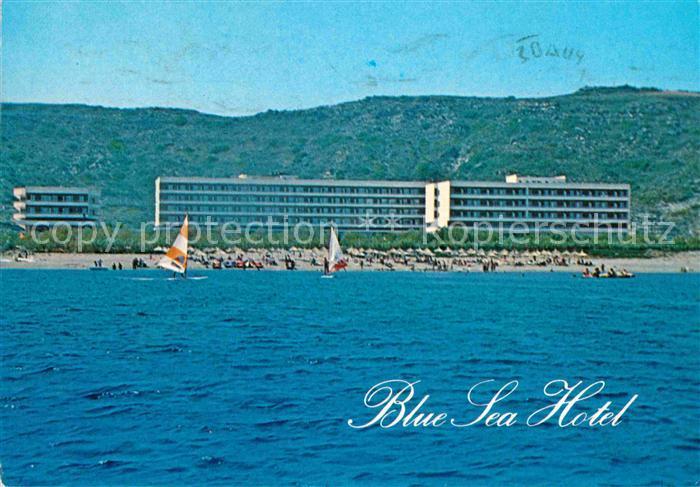 Rhodos Karte Faliraki.72659438 Faliraki Rhodos Blue Sea Hotel Faliraki Item Number 561337818