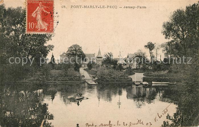 PortMarly Le Jersey Farm Le PortMarly EBay - Serrurerie le port marly