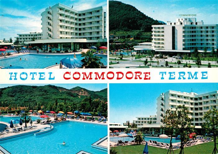 43194510 Montegrotto Terme Hotel Commodore Terme Swimming Pool