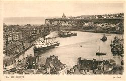 13365725 Dieppe_Seine-Maritime Le Port Dieppe Seine-Maritime