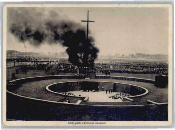 we66937 Duesseldorf Schlageter-Denkmal x